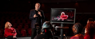 Actor Vincent D'Onofrio Joins Queens Theatre's 'Theatre For All' Program To Advance Disability Inclusion