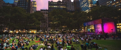 VIDEO: Watch The NY Philharmonic Live From Bryant Park Tonight At 7 PM