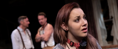 Photo Coverage: First look at Evolution Theatre Company's THE TURKEY MEN