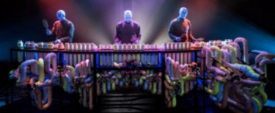 Interactive BLUE MAN GROUP Installation Opens at the Museum Of The City Of New York, July 19
