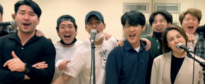VIDEO: RENT Opens Tonight in South Korea; Hear the Cast Sing 'No Day But Today' and Read a Touching Tribute to Theatre Artists Across the World