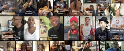 BWW TV: Watch the AIN'T TOO PROUD Company Come Together for 'The Way You Do the Things You Do'