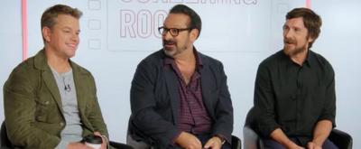 VIDEO: HBO Shares a Sneak Peak of FORD V FERRARI