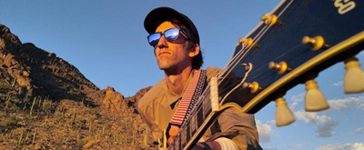 Delicate Steve Performs New Song 'Green' In The Desert