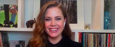 VIDEO: Amy Adams Talks ENCHANTED Sequel and DEAR EVAN HANSEN Film
