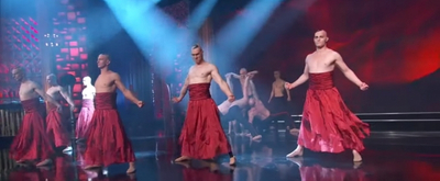 VIDEO: Watch a Performance from LE REVE on LIVE WITH KELLY AND RYAN