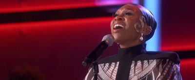 VIDEO: Watch Cynthia Erivo Perform a Tribute to Earth, Wind, and Fire at the 42ND ANNUAL KENNEDY CENTER HONORS