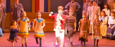 VIDEO: John Tartaglia Leads THE MUSIC MAN at the Wick Theatre in Boca Raton