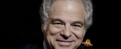 The McCallum Presents 'The Reigning Virtuoso Of The Violin' Itzhak Perlman