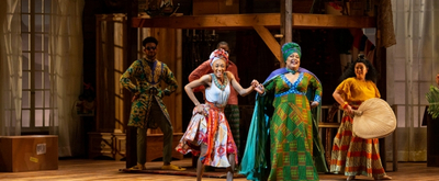BWW Review: ONCE ON THIS ISLAND at Pioneer Theatre Company is Colorfully Creative