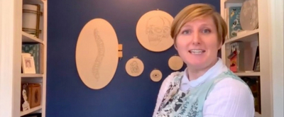 VIDEO: Two River's Special Events Manager Katie Benson Shows Off Art From Opening Nights, Galas, and More!