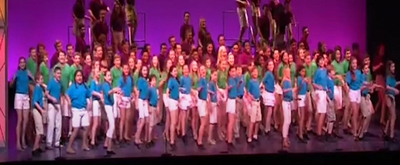 VIDEO: Paper Mill Playhouse Presents NEW VOICES 2013: SWING AWAKENING!
