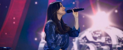 VIDEO: Idina Menzel Performs New Christmas Song 'At This Table' on TODAY