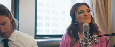 VIDEO: Shoshana Bean Performs Rendition Of Sondheim's 'Finishing the Hat'