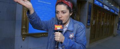 BWW Exclusive: Allison Frasca Visits DEAR EVAN HANSEN on The Broadway Break(down)!