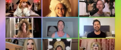 VIDEO: John Cameron Mitchell, Neil Patrick Harris, Darren Criss, Andrew Rannells, and More Hedwigs Perform 'Wig in a Box'