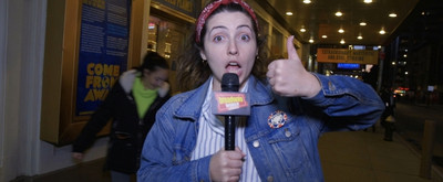 BWW Exclusive: Allison Frasca Visits COME FROM AWAY on The Broadway Break(down)!