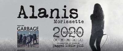 Alanis Morissette Announces Tour Celebrating 25 Years Of JAGGED LITTLE PILL