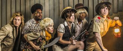 BWW Review: GROUNDLINGS TREASURE HUNTERS Strike Comedy Gold!