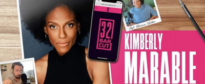 VIDEO: Kimberly Marable Talks HADESTOWN & More on the Latest Episode of 32 BAR CUT