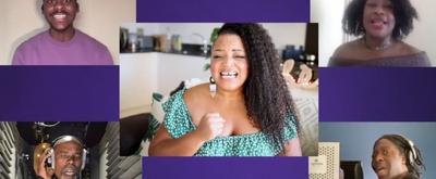 VIDEO: Marisha Wallace, Wendy Mae Brown, Cavin Cornwall, Tyrone Huntley and Hugh Maynard Perform 'The Color Purple'