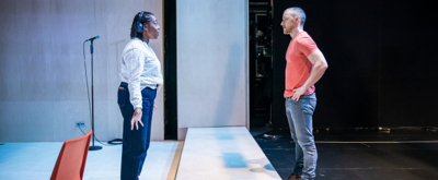 BWW Exclusive: See Behind-the-Scenes Photos From NT Live & Fathom Events' CYRANO DE BERGERAC Starring James McAvoy