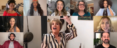 VIDEO: Watch Patti LuPone, Zachary Levi, Anika Noni Rose and More in SOUNDTRACK OF OUR LIVES Benefit
