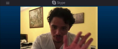 VIDEO: See Anthony Ramos & James Corden in WHAT THE HELL HAPPENED TO SKYPE? on THE LA Video