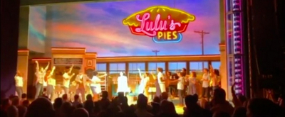 VIDEO: Jordin Sparks Takes Her First Bow in WAITRESS