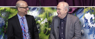 BWW TV: THE GREAT SOCIETY Star Brian Cox Opens Up About LBJ, SUCCESSION and More!