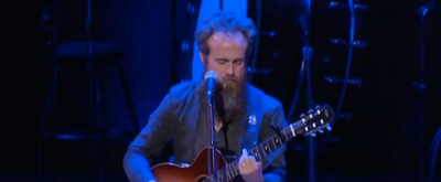 VIDEO: Iron & Wine Perform