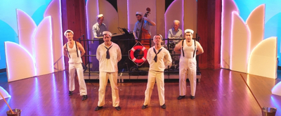 BWW Review: Lush Orchestration and Raunchy Humour Makes for Smooth Sailing in SOMETHING FOR THE BUOYS