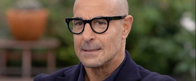 VIDEO: Stanley Tucci Talks SUPERNOVA and More on CBS SUNDAY MORNING