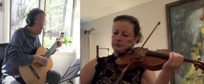 VIDEO: Yulia Ziskel and Scott Kuney Perform Paganini's 'Cantabile'