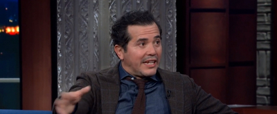 VIDEO: John Leguizamo Talks Caucus on THE LATE SHOW WITH STEPHEN COLBERT