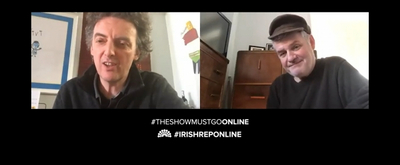 VIDEO: John Keating and Ciaran O'Reilly Perform a Scene From JUNO AND THE PAYCOCK
