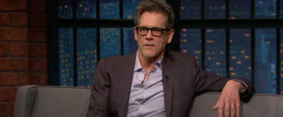 VIDEO: Kevin Bacon Calls Out the Big Difference Between Boston and Philadelphia on LATE NIGHT WITH SETH MEYERS