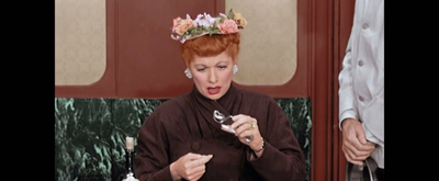 VIDEO: Watch a Sneak Peek of the I LOVE LUCY CHRISTMAS SPECIAL on CBS!