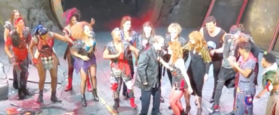 VIDEO: Meatloaf Joins the Cast of BAT OUT OF HELL in Performance
