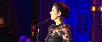 VIDEO: Stephanie J. Block Sings 'Something Beautiful' in #54BelowatHome Clip