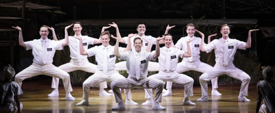 BWW Review: Clutch Your Pearls, THE BOOK OF MORMON Has Returned to Town