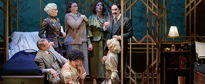 BWW Review: MURDER ON THE ORIENT EXPRESS at UD Rep Ensemble