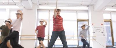 VIDEO: Inside Rehearsal For TREVOR: THE MUSICAL