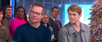 VIDEO: Watch Guy Pearce and Joe Alwyn Talk About A CHRISTMAS CAROL on GOOD MORNING AMERICA