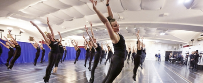 VIDEO: The Rockettes Get Back in Line to Rehearse for the 2021 CHRISTMAS SPECTACULAR