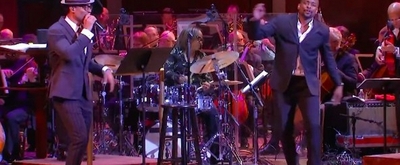 VIDEO: Eric Benét, Dulé Hill, and Patti Austin Perform the Music of Nat King Cole With the NSO Pops