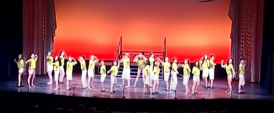 VIDEO: Paper Mill Streams NEW VOICES 2009: THOROUGHLY MODERN MUSICALS
