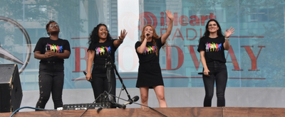 VIDEO: Watch Highlights from Broadway in Bryant Park with DIANA, SIX, MRS. DOUBTFIRE, and More!