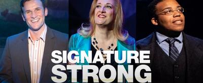 VIDEO: Claybourne Elder, Donna Migliaccio, and Christopher Michael Richardson Chat Sondheim on SIGNATURE STRONG LIVE!