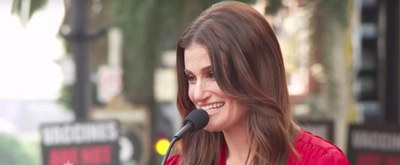 VIDEO: Watch Idina Menzel and Kristen Bell's Hollywood Walk of Fame Acceptance Speeches